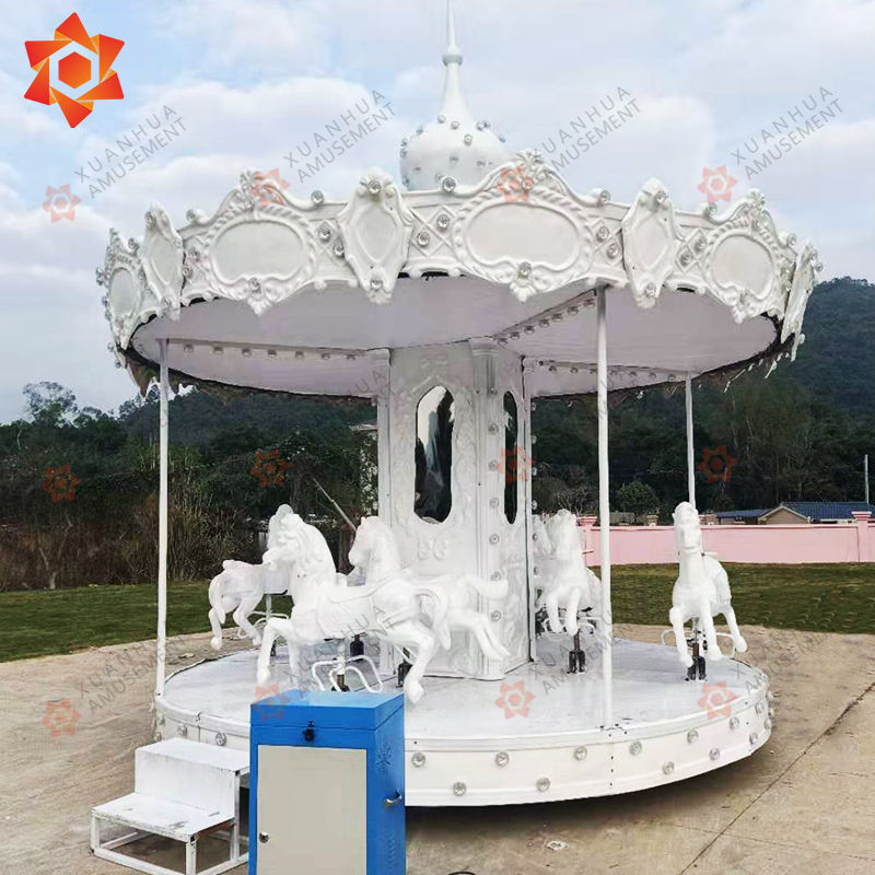 White Whirligig <span class=keywords><strong>Park</strong></span> Rides China <span class=keywords><strong>Karussell</strong></span> China Attraktionen Kinder Karneval Spiele <span class=keywords><strong>Karussell</strong></span> Pferd <span class=keywords><strong>Karussell</strong></span> zum Verkauf