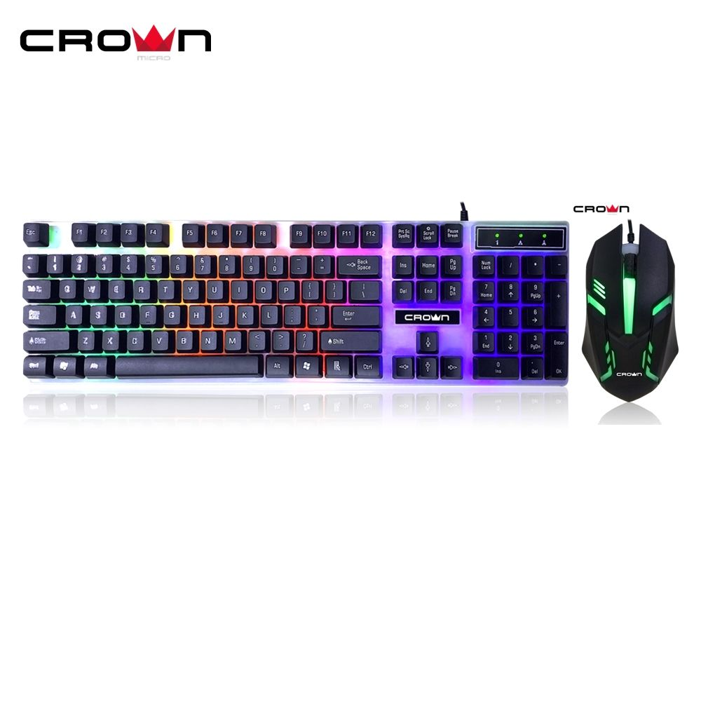 gaming mouse and keyboard gaming combo