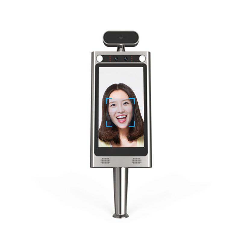Умный face id идентификационный терминал интеллигентая (ый) Биометрия 8 дюймов уход за кожей лица сканер