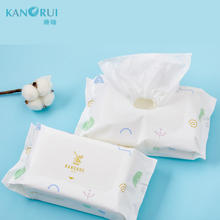 High Quality Biodegradable Flushable Antibacterial Aloe Free Alcohol Free Travel Baby Wet Wipes