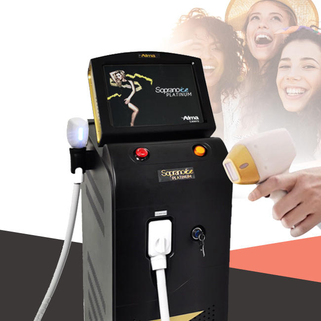 FDA approved permanent ice painless lazer hair removal diode laser hair removal machine 808nm diode laser hair removal