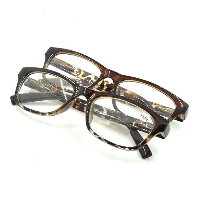 CE Factory price custom bifocal lens reading glasses