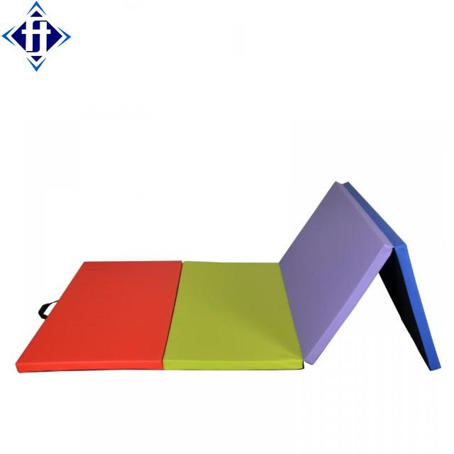 High Quality Soft Folding Gymnastic Mat