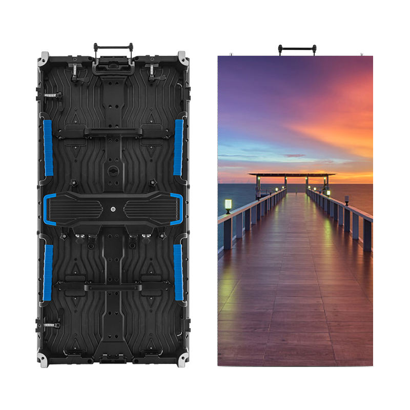 Packaging Customization Led Screen Display Led Display Screen P4.81P3.91 Outdoor Rental Led Screen Display With Waterproof Die Casting Aluminum Cabinet