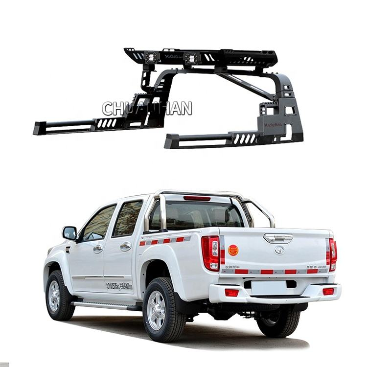 4X4 Universal Sports Roll Bar Pickup Truck roll bar for HILUX Mazda Bt-50 Great wall amarok