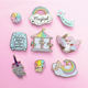 Custom Glitter Soft Hard Enamel Gold Metal Badge No Minimum Bts Kpop Cute Animal Cat Lapel Pin Manufacturers China