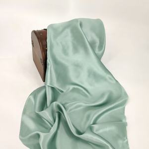 16mommie 100% Crepe Silk Satin with 112cm width silk fabric
