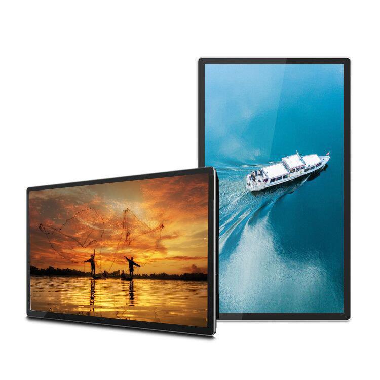 55 pollici HD montaggio a parete display <span class=keywords><strong>LCD</strong></span> per cinia cinema listino prezzi