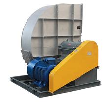 Silent high pressure vacuum ventilation centrifugal fan blower