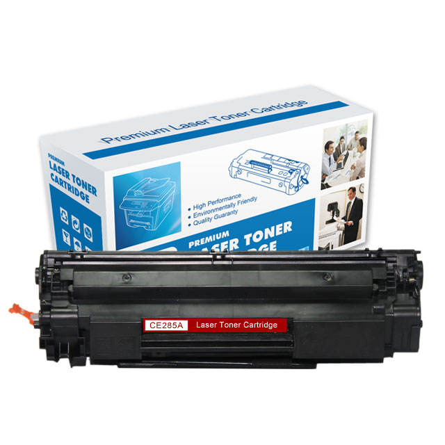 GS Made in China printer inkt toners compatibele voor HP toners CE285A cartridges