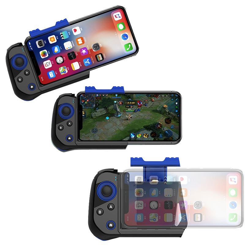 Factory made Phone Accessory M200 Gaming Joypad Wireless gamepad joystick controller For Cellphone/Android/Ios