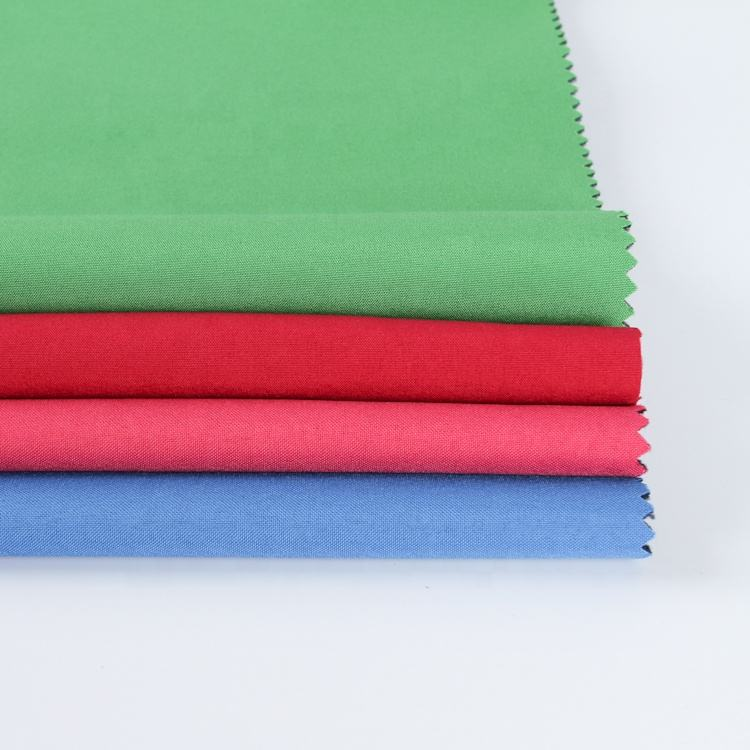 Softshell four way stretch polyester spandex fabric bonded with weft knit fabric