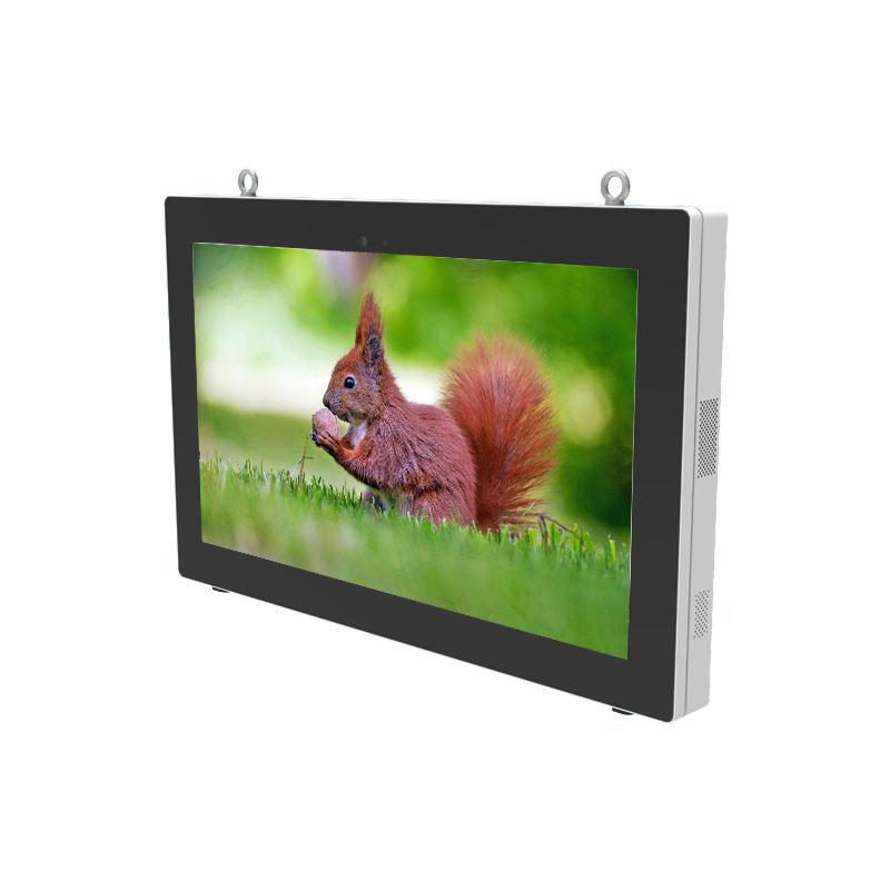 Outdoor 55 Pollici Lettore Multimediale Monitor <span class=keywords><strong>Lcd</strong></span> con Un Anno di Garanzia Digital Signage Montaggio a Parete di Lavoro Ad Alta Temperatura Tablet