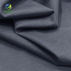 High quality 50s 180gsm 100% mercerized cotton  single jersey interlock knitted fabric for Polo T-shirt