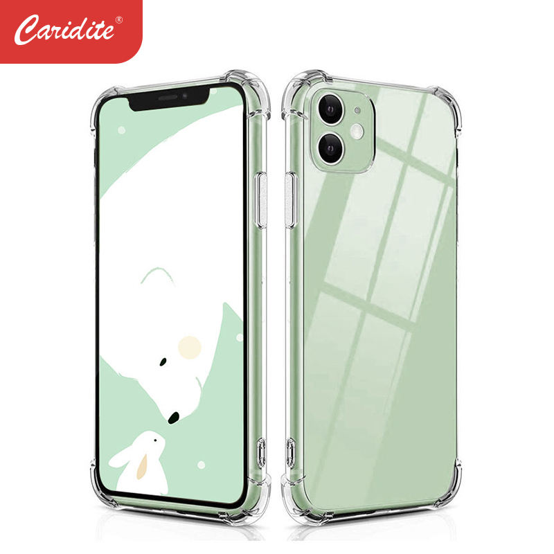 Caridite cell phone case for iphone 11/X/6 7 8/11 Max 2020 new material for samsung waterproof silicone mobile case phone custom