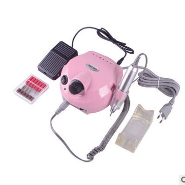 Professional Electric soil Nail Art Drill Machine 35000rpm