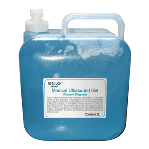 Medical ultrasound gel ultrasound transmission gel 5L Ultrasonic Coupling Agent