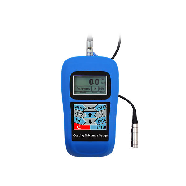 JCT881 galvanizing coating thickness gauge paint thickness tester for car painting