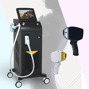 TUV Medical CE huamei Alma laser triple wavelengths 755nm 808nm 1064nm hair remover diode laser hair removal machine