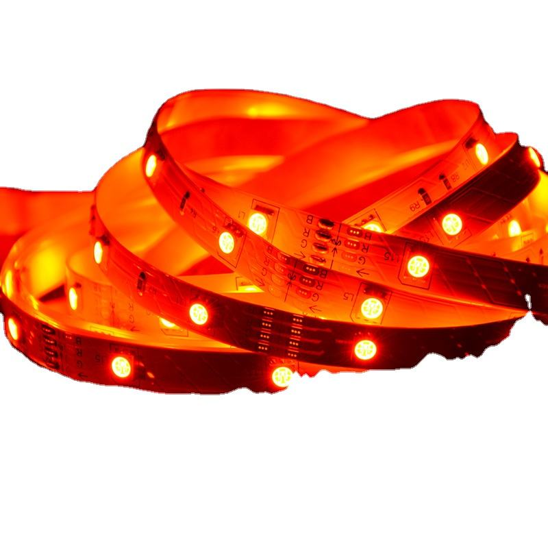 10mm PCB 60 leds/m 24V SMD 5050 RGB Flexible LED Strip