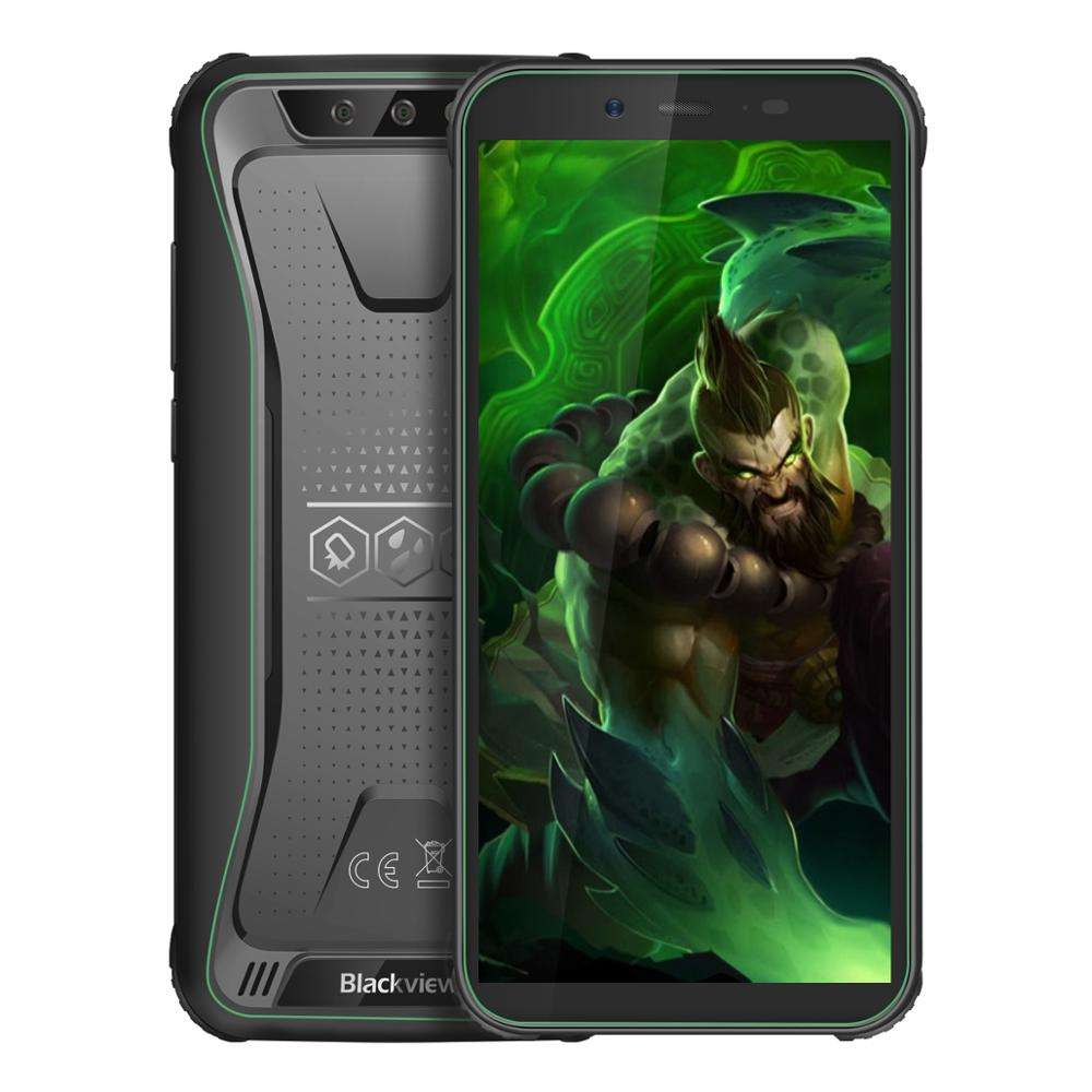 Blackview BV5500 Pro 5.5INCH 3G 16G Android 9.0 Waterproof NFC Indusrtrial Rugged Mobile Phone