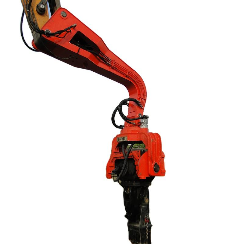 VS250/280/300 Vibratory Hammer Pile Driver Moment Training Excavator Technical Parts Sales Hydraulic-1 vibro hammer