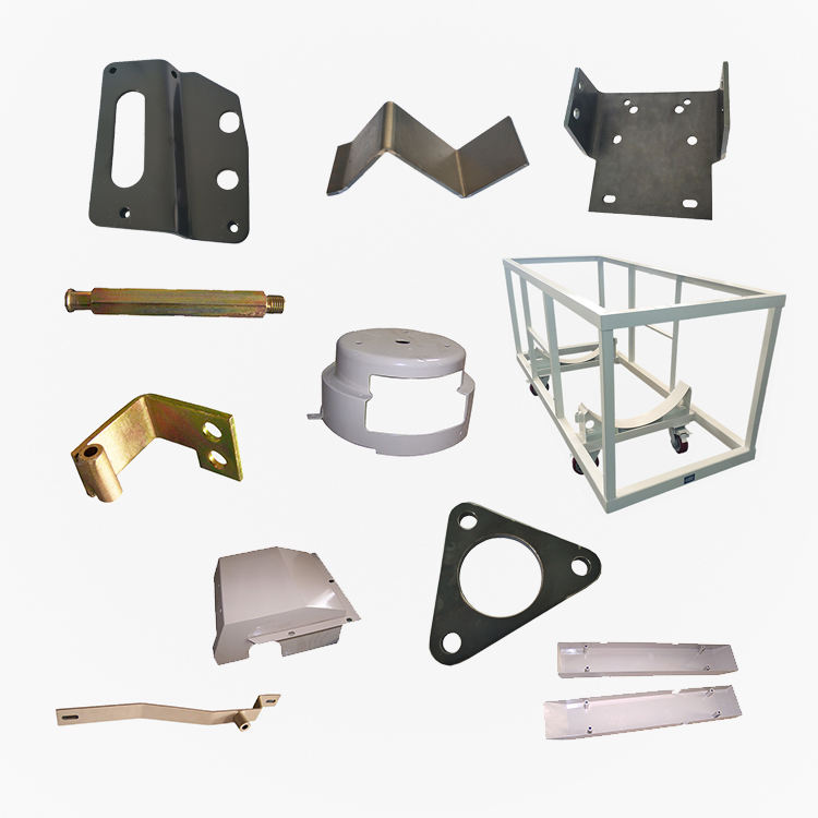 Custom Parts Sheet Metal Fabrication Service Galvanized Fencing Welding Wire Mesh