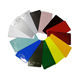 Superior Quality Spray Colours Aluminium Steel Polyester Powder Coating Paint For Car Parts
