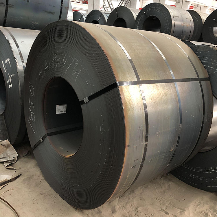 Hot rolled alloy mild steel coil a36+cr. ss400+cr q235b+cr s235jr