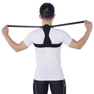 2021 Adjustable Back posture corrective brace Clavicle Support Device Back Pain Relief