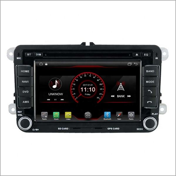 Newnavi OEM Auto DVD GPS Navigation mit lenkung Android 10 OS 7 Zoll Touch Screen auto multimedia-Player Für <span class=keywords><strong>VW</strong></span> serie Universal