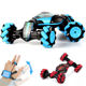 2 sides stunt watch sensor rechargeable 4wd boy r c plastic custom toy cars toys radio controlled car carro control remoto