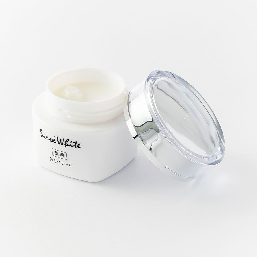 Lightening medicated hyaluronic acid Japan natural face beauty cream