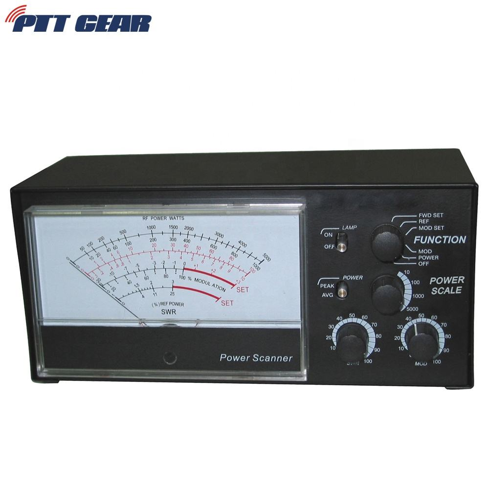 15PSM154 Hot sale RF Power Modulation SWR Meter