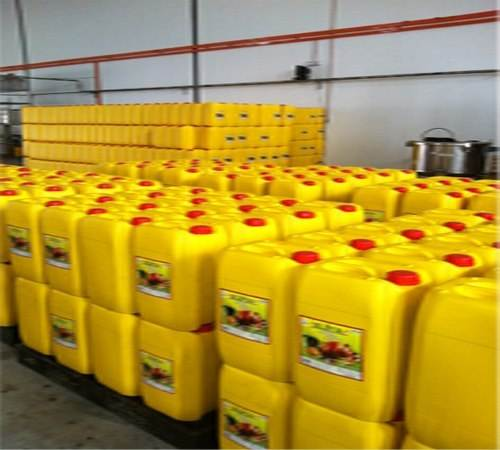 wholesale HACCAP canola oil 5L for cooking vegetable oil