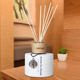 Eco-Friendly Aroma Reed Diffuser Sets Top Quality Home Freshener Aroma Reed Diffuser Sets Diffuser Fragrance Glass Reed Diffuser