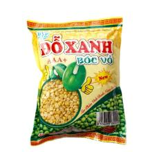 GREEN MUNG BEANS HUSKLESS SPLIT FROM VIETNAM
