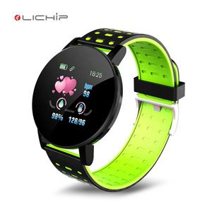 Lichip L215 Smartwatch Ronde Sport Smart Horloge Akili Saat 2020 Reloj Inteligente Baratos Hot Montres Connecte China Voor Gezondheid