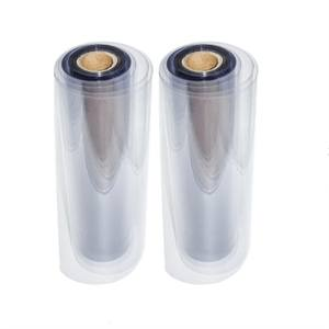 Super clear matras verpakking wrapping PVC plastic roll film