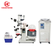 Condenser Evaporator China Electric Lifting 5L Condenser Chemical Vacuum Rotary Evaporator with Chiller