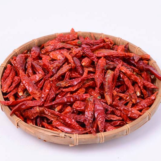 Good Price Chinese Wholesale specification Dry Pepper Red hot slimming Chilli Dried Red Chili