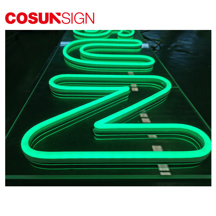 Reliable and Cheap pharmacy neon sign signage guangzhou with factory price