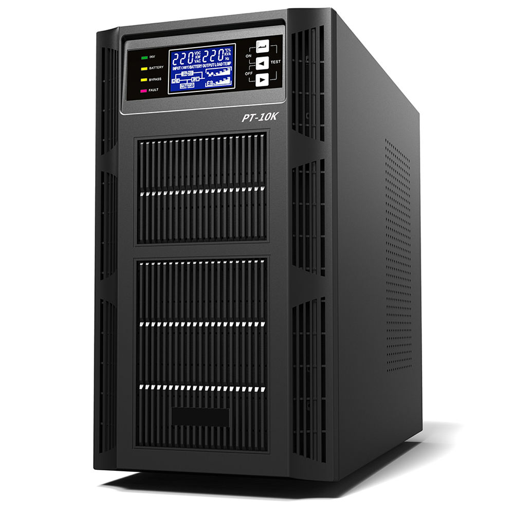 High Power Factor 1.0 High Frequency Online Uninterruptible Power supply 10KVA/ 10KW Online UPS