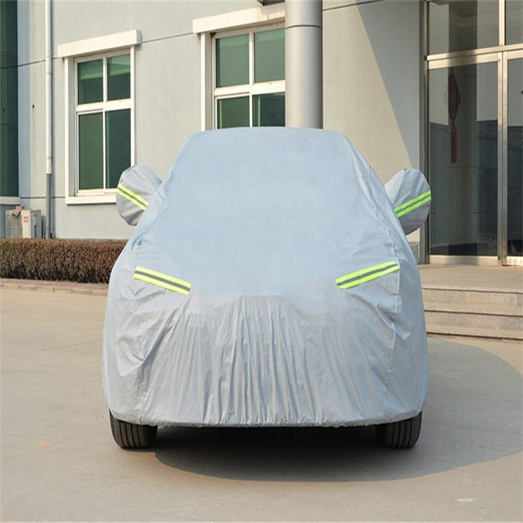 Customized waterproof car cover peva cotton anti-scratch body cover