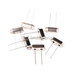 QZ industrial new and original DIP-2 4M 6M 8M 12M 16M 20M 25M 22.1184MHZ HC-49S Crystal oscillator