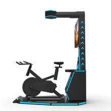 Small business machine ideas 2020 business opportunities arcade racing machine exercise equipment computer racing VR bicycle