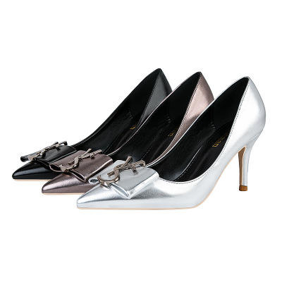 Best Selling High Quality Korean Fashion Footwear High Heels Ladies Shoes and Sandals
