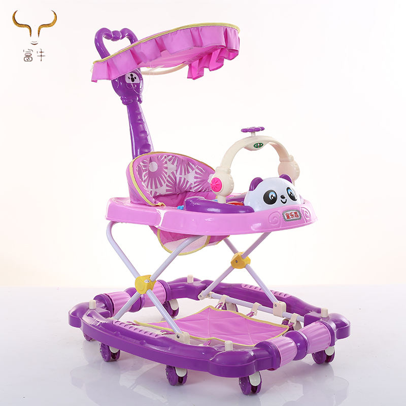 Rocking Horse Walking training chair Plastic Baby Walker/high quality 4in1 baby walker toy for toddler/cheap walker toy for baby