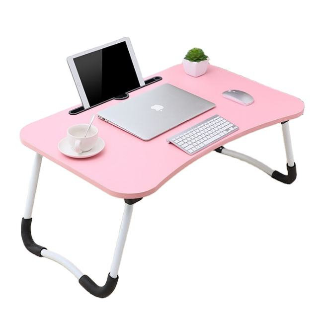 Provide Label Logo Children Computer Table Adjustable Laptop Stand Folding Bed Table
