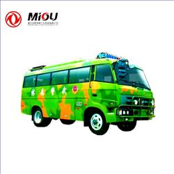 The 2019 newest design Chinese Dongfeng brand 4X4 off road bus for hot sale